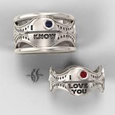 geeky engagement rings 12 wonderfully geeky engagement rings collegehumor post