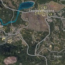 pubg erangel pubg map erangel find best weapon loot spots