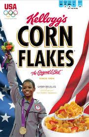 Cereal Girl Meme - gabby douglas the new cover girl for corn flakes cbs news