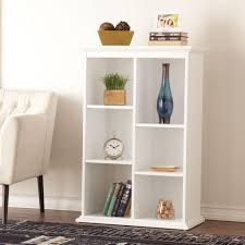 White And Wood Bookcase by Bookshelf Astounding Low Profile Bookshelf Excellent Low Profile