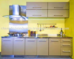 How To Paint Metal Kitchen Cabinets Bathroom Exquisite Moya Living Custom Metal Kitchen Cabinets
