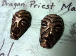 skyrim earrings best 25 skyrim priest masks ideas on skyrim