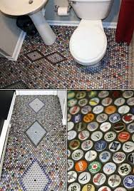 Diy Bathroom Flooring Ideas Unique Bathroom Floor Designs Brightpulse Pertaining To Cool Ideas
