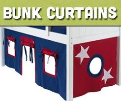 Bunk Bed Attachments Shop Bunk Bed Accessories Free Shipping Bunk Bed Curtains More