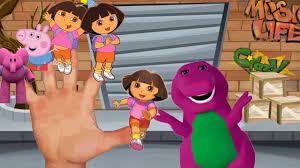the finger family finger song talking dailymotion