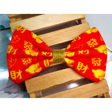 new years bow tie limited new year festive gold dog bow bowties bow tie