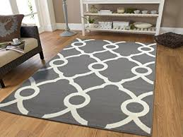 amazon com modern moroccan area rugs 5x7 rug for living room