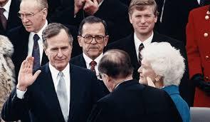 George Bush Cabinet George H W Bush Miller Center