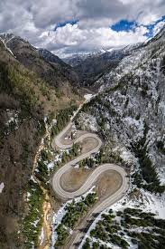 Colorado traveled definition images Million dollar highway becomes a winding river of asphalt as it jpg