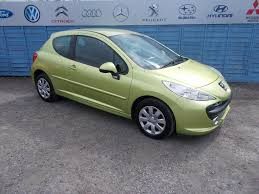 peugeot 207 new part x direct offers a peugeot 207 1 4 with a new mot and full