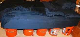5 gallon bucket bed frame five gallon ideas