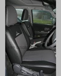 mitsubishi shogun sport seat covers car seat covers direct