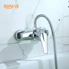 bathtub faucet shower attachment bathtub faucet with shower attachment shn me