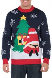 matching ugly christmas sweaters tipsy elves