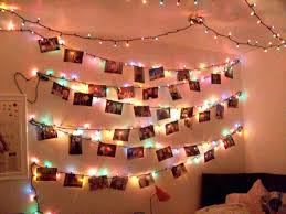 Entranching Bedroom Snowflake String Lights With Decorative