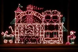 original magical nights of lights returns to lanier islands