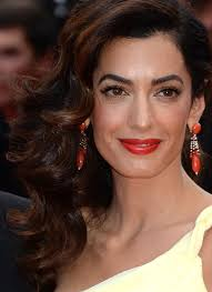 is amal clooney hair one length 348 best amal clooney lawyer images on pinterest amal clooney