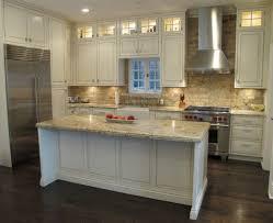 Kitchen Sink Faucet Brick Backsplash For Kitchen Backsplash