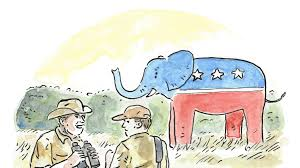 Blind Men And The Elephant Poem Cartoons The New Yorker