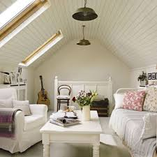 shabby chic attic living room living room pinterest