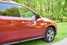 nissan pathfinder price 2017 2017 nissan pathfinder sv review stout and proud 95 octane