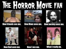 Movie Memes Funny - 28 best horror funny images on pinterest horror films scary