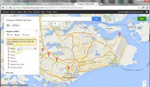 Create A Map Route by Google Map Route Planner Ithacaforward Org
