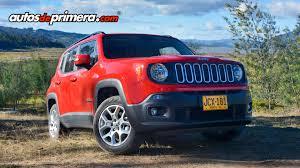 sports jeep 2017 nuevo jeep renegade longitude 2017 en colombia presentación