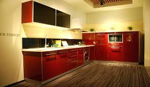 Shiny White Kitchen Cabinets Ikea High Gloss Kitchen Cabinets Kitchen Red Cabinets Images With