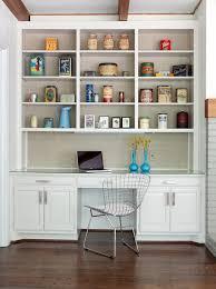 Built In Bookcase Designs Desk Built Ins Contemporary Den Library Office Beth Haley Design