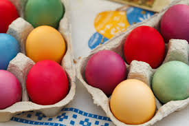 colorful easter eggs free stock photo public domain pictures