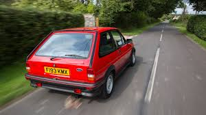 classic ford cars driving the classics ford fiesta xr2 1989 review by car magazine