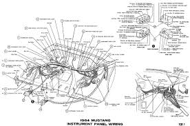 67 mustang wiring schematic 67 wiring diagrams