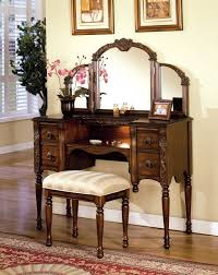 Vintage Style Vanity Table Old Vanity Table With Mirror Home Furnishings