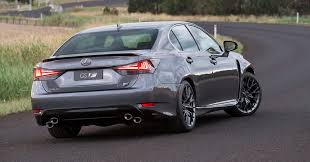 lexus gs specs 2016 lexus gsf pricing and specifications photos 1 of 34