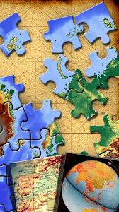 usa map jigsaw level five world map jigsaw puzzle android apps on play