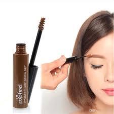 popfeel fashion eyebrow mascara cream eye brow liquid shadow