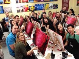 Bestpaint Best Paint And Sip In Orange County Cbs Los Angeles