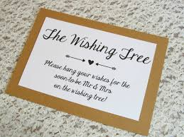 wishing tree sayings ideas words for wedding shower card wedding shower wishes