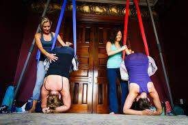 unnata aerial yoga teacher training aerial yoga online aerial