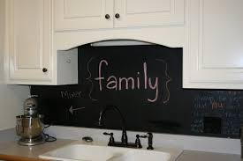 Chalkboard Home Decor by Incredible Hanging Chalkboard For Kitchen With Decorating Small