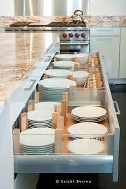 kitchen storage cabinets versus drawers