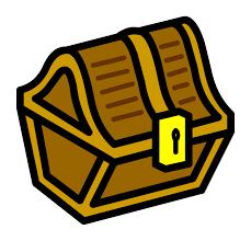 picture of treasure chest clip art clipartix