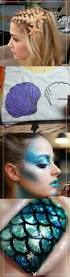 Halloween Makeup Mermaid Best 20 Mermaid Makeup Ideas On Pinterest Mermaid Costume