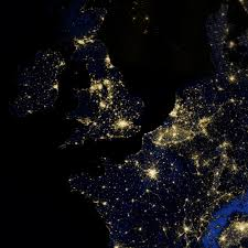 lights of the world address the lights of london image of the day