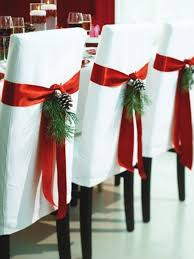 christmas chair covers dining room chair covers for christmas gallery dining christmas