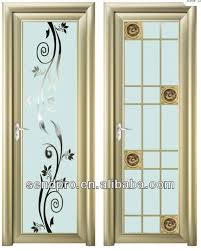 Modern Bathroom Door Modern Bathroom Door Design With Aluminum Glass Door Frame Buy