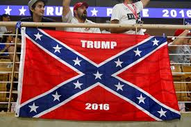 Civil War Rebel Flag In Three Tweets Donald