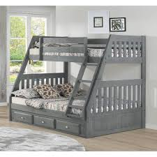 Discovery Bunk Bed Discovery World Furniture Bunk Bed Charcoal