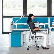 steelcase sit stand desk workstation desk wooden laminate steel activa steelcase